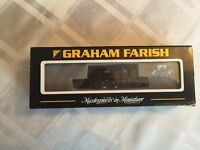 Graham Farish 372-503 J94 Saddle Tank 68071 BR Black Late Crest (N-Gauge)