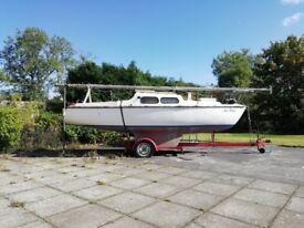 Vivacity 20 boat