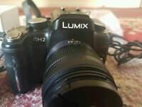 Panasonic lumix gh2 full HD