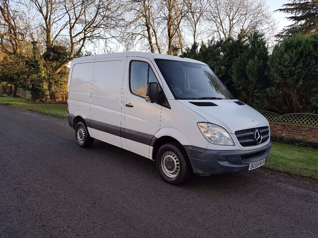 mercedes sprinter 313 cdi swb in royston cambridgeshire gumtree. Black Bedroom Furniture Sets. Home Design Ideas