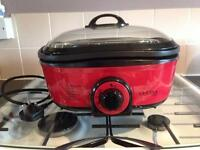 Slow multi cooker kitchen appliances
