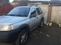 Freelander petrol manual