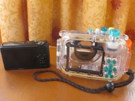 Canon PowerShot S95 Camera + Underwater Housing. Perfect for Snorkeling / Scuba Diving