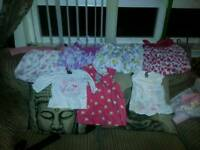 Baby clothes dresses 0-3 months