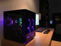Custom Ultimate Gaming PC - £2950 ONO - Liquid Cooled i7 8700k, GTX 1080 TI, Optane 900p