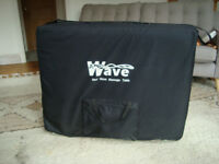 Massage Table New Wave