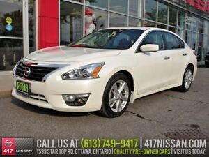 2015 Nissan Altima 2.5SV Technology | Navigation, Sunroof, Rear
