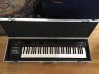 Roland RD-64 Digital Piano & Flight Case