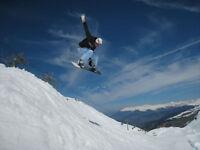 Ski Chalet Chef Position