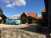 Bar Staff Required at Maidens Barn Wedding Venue Midweek & Weekend Evening Work
