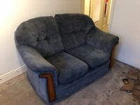 3 Seater AND 2 seater sofas matching