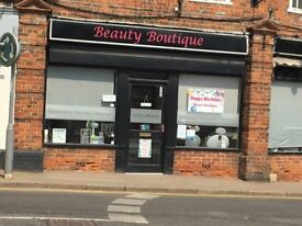 Beauty / Nail Salon business for sale