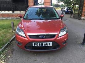 Ford focus 2009 1.8diesel zetec