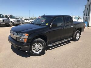 2011 Chevrolet Colorado LT-Crew-PST Paid