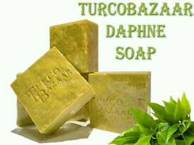 Wholesale %100 natural daphne soap