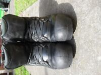 Elten Chainsaw boots Great condition!