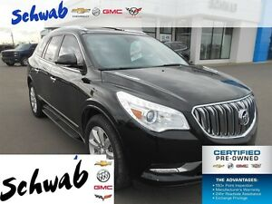 2015 Buick Enclave Luxury 7 Passenger AWD, leather, dual pane su