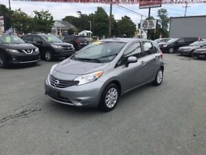 2014 Nissan Versa Note 1.6 SV($99 bi-weely, $0 down, OAC,tax in)