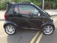 2005 smart fourtwo cabrio auto