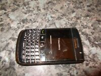 Blackberry Bold 9700 mobile phone Unlocked