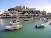 Looking for a one-bed flat in Torquay, Paignton or Brixham, ASAP.