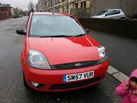 FORD FIESTA low mileage only 38000 mils quick sale