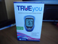TRUE YOU BLOOD MONITORING SYSTEM, STILL SEALED, BRAND NEW