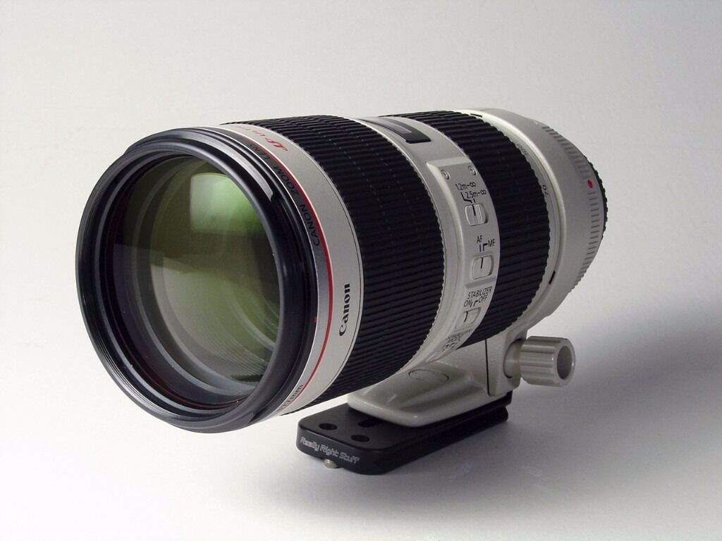 Canon ef 70-200 F2.8 L IS USM ii