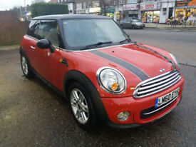 Mini cooper 2010 1.6 diesel low mileage very good condition