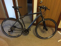 Hybrid Bike Merida crossway xt edition bought june 2016 for £923