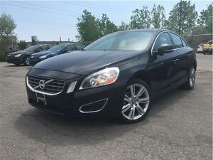 2012 Volvo S60 T5 TURBO SUPER COOL INTERIOR 18INCH MAGS LEATHER
