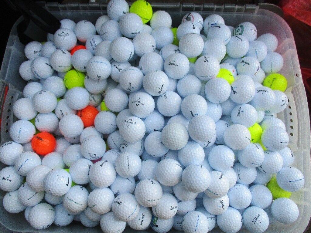 golf balls grade a .pick your own 40p a ball