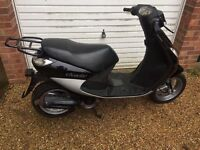 Peugeot Vivacity 100cc 15346 Miles Mot till June 2017 Good condition, well looked after