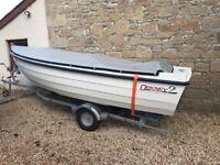 Brand New Orkney 2 Longliner Fishing Boat