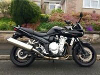 Suzuki Bandit 1250 ABS ... Low Miles ... Excellent Condition