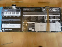 M-Audio Axiom 49 USB Keyboard as good as new