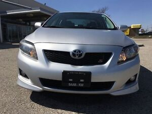 2010 Toyota Corolla S -PKG Alloys Sunroof Power PKG Kitchener / Waterloo Kitchener Area image 11