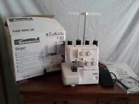 Serger - Sears Kenmore 3 and 4 thread