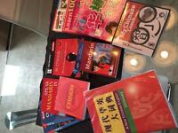 Lot livre apprentissage mandarin