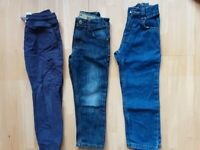 Bundle of Boy's Trousers aged 5 - 6 Years