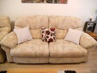 SOFA - BARGAIN - £595 OR BEST OFFER - GOOD PRICE FOR QUICK COLLECTION