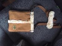 Ugg clutch bag