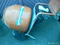 Honda Powered Belle Petrol Cement Mixer