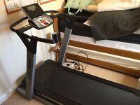 "Kettler ""Track Motion"" Treadmill/Running Machine (home gym)"
