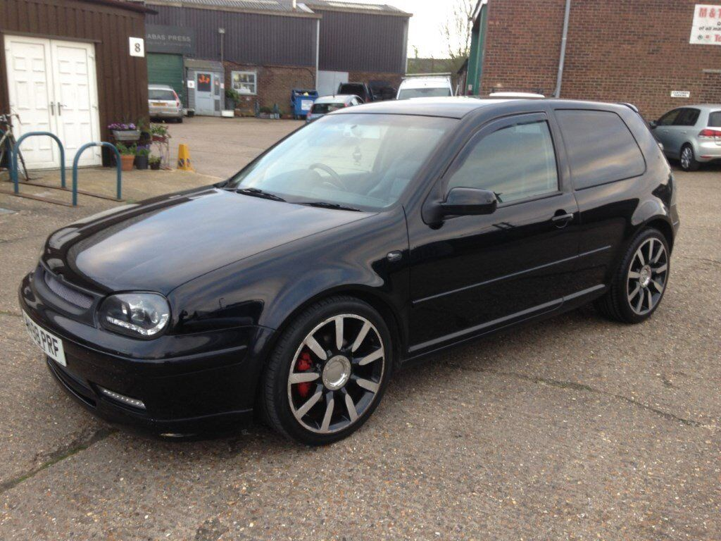 2000 vw golf gti 1 8 turbo recaro leather sat nav upgrades