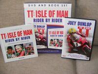 Isle of Man TT dvd`s