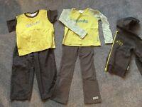 Brownie uniforms