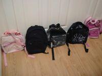 Bundle of 5 Nike Bags