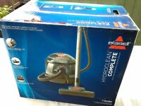 bissell hydroclean complete washer and hoover