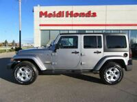 2013 Jeep WRANGLER UNLIMITED Sahara $285/BI-WEEKLY